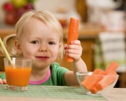 Способ повышения иммунитета у детей