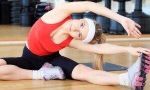 Влияние гимнастики на женское здоровье