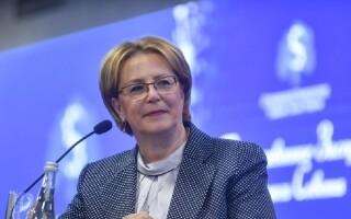 Министр здравоохранения Скворцова: Вакцинам нужно доверять!